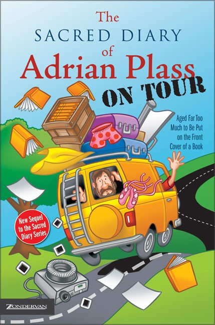 The Sacred Diary of Adrian Plass on Tour